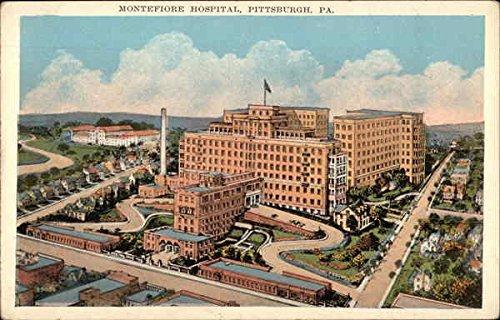 Amazon com: Montefiore Hospital Pittsburgh, Pennsylvania
