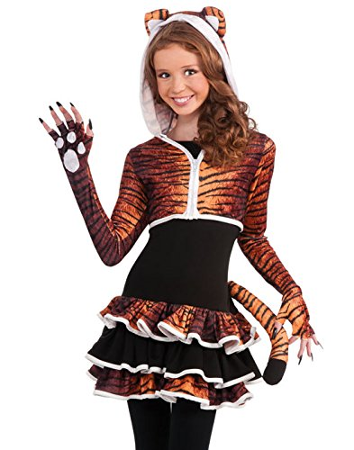 Rubie's Drama Queens Tween Tigress Costume - Tween Small (0-2)]()