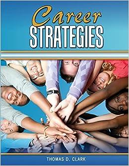 Career Strategies: CLARK TOM: 9780757579875: Amazon.com: Books