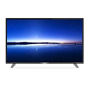 Haier - U55H7000 55'' 4K TV, HDMI Smart TV, Netflix UHD 3840*2160, 124.80 x 27.60 x 78.50 cm - Negro