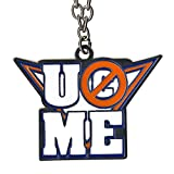WWE John Cena Never Give Up You Cant See Me Pendant