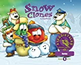 img - for Snow Clones - VeggieTales Mission Possible Adventure Series #5: Personalized for Harley (Boy) c1214 book / textbook / text book