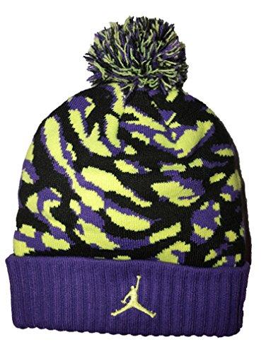 Nike Jordan Cuffed Beanie Hat (8/20, Ultra Violet)