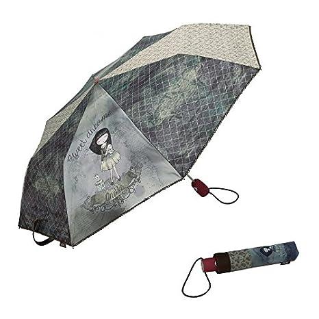 Paraguas automatico plegable Anekke