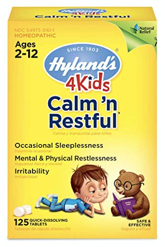 Kids Sleep Aid Tablets
