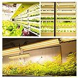 Monios-L T5 LED Grow Light, 4FT Full Spectrum