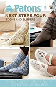 Ranger Patons-Next Steps Four, Socks and Slippers