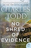 No Shred of Evidence: An Inspector Ian Rutledge Mystery (Inspector Ian Rutledge Mysteries) by  Charles Todd in stock, buy online here