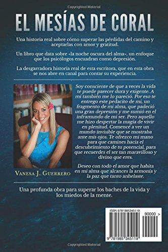 El Mesias de Coral (Spanish Edition): Vanesa Jimenez Guerrero: 9781985345119: Amazon.com: Books