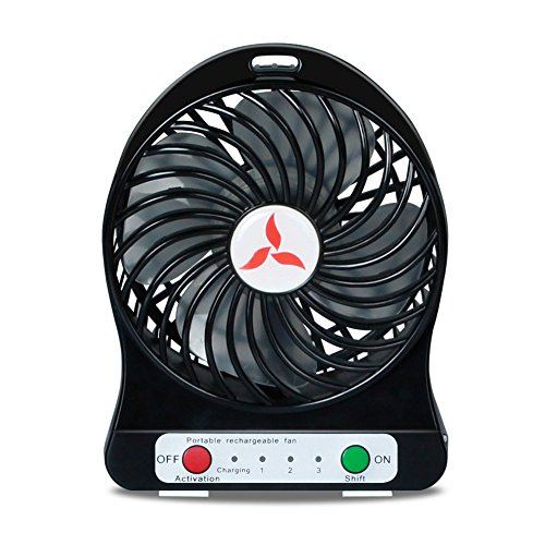 small standing fan - 3