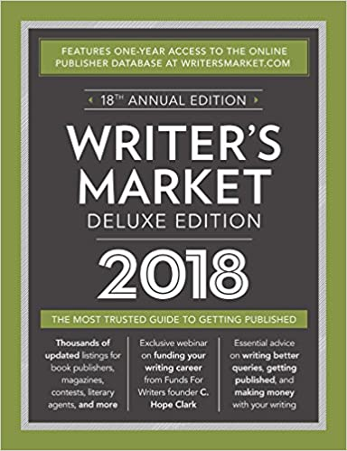 Writers market deluxe edition 2018 the most trusted guide to writers market deluxe edition 2018 the most trusted guide to getting published 18th edition sciox Gallery