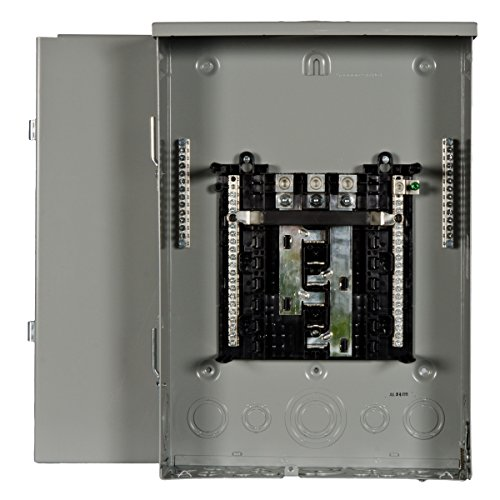 p 12-Space 24-Circuit 3-Phase Outdoor Rated Main Lug Load Center ()