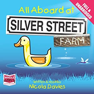 All Aboard at Silver Street Farm Audiobook
