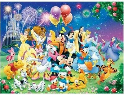 DIY 5D Queen Witch Diamond Painting Full Drill Home Decor Cross Stitch Kits Gift 40 * 30CM Disney Party J1769