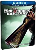 Inglourious Basterds (Combo Blu-ray + DVD Steelbook Case) (Blu-ray)