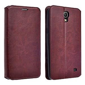 Wydan(TM) Credit Card Leather Wallet Style Case CoverFor Samsung Galaxy Mega 2 - w/ Wydan Stylus Pen