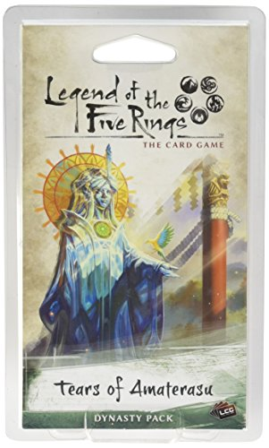 Legend of the Five Rings: The Card Game - Tears of Amaterasu Expansion Pack