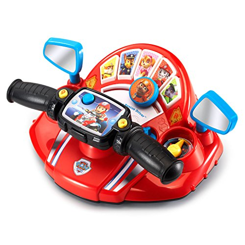 Price comparison product image VTech Paw Patrol Pups to the Rescue Driver