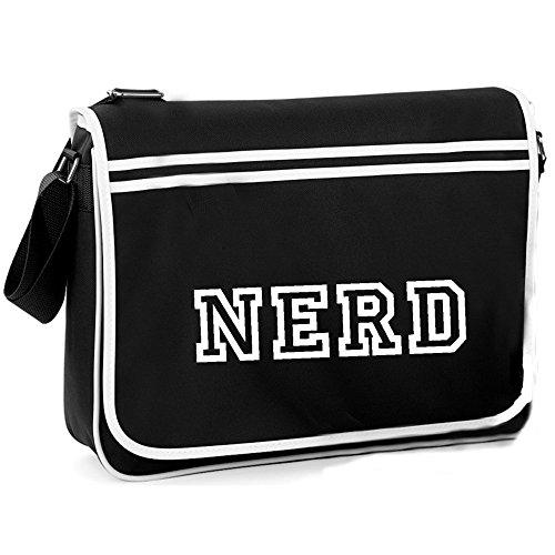 NERD - Retro Shoulder Bag