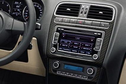 Amazon.es: Volkswagen embellecedor decorativo para consola central ...