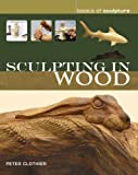 Sculpting in Wood, Peter Clothier, 0713674903