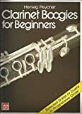 img - for Clarinet Boogies for Beginners book / textbook / text book