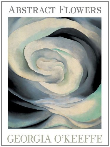 Georgia O'Keeffe: Abstract Flowers Notecards [With Envelope] (Outlet Georgia)