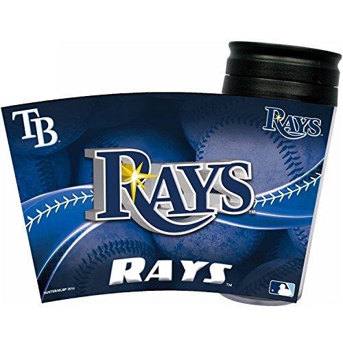 - MLB Tampa Bay Rays Insulated Travel Tumbler