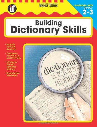 Amazon.com: Basic Skills Building Dictionary Skills, Grades 2-3 ...