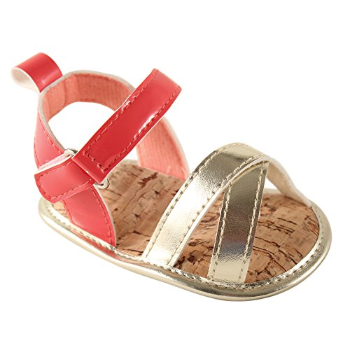 Luvable Friends Bright Strappy Sandals product image