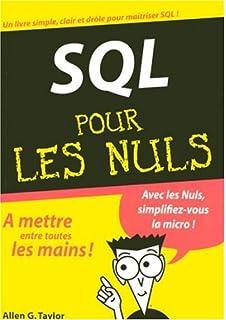 sql pour les nuls poche 3e edition
