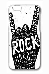 Case Cover For SamSung Galaxy Note 2 3D Fashion Print Drop Protection Case Cover For SamSung Galaxy Note 2 Rock The World Scratch Resistant es