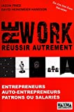img - for rework ; r ussir autrement book / textbook / text book