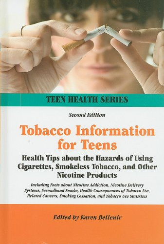 TOBACCO INFORMATION FOR TEENS 2ND ED