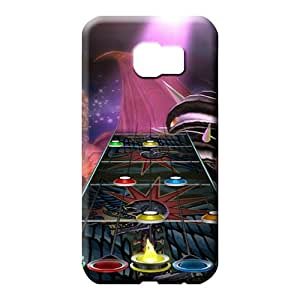 samsung galaxy s6 edge Series Protector For phone Cases phone carrying covers guitar hero