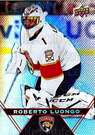 Amazon Com Ci Roberto Luongo Hockey Card 2018 19 Tim Hortons