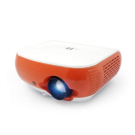 YSCCSY Proyector 2200 lúmenes Mini LED de Cine en casa Proyector ...