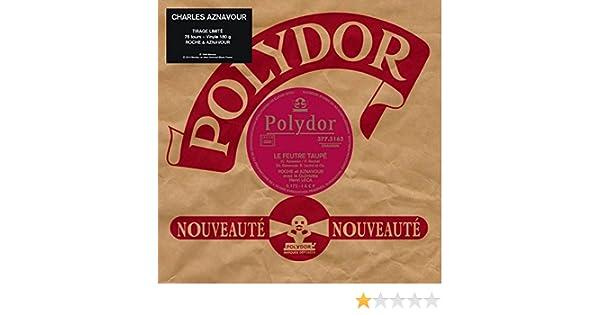 Le Feutre Taupe : Charles Aznavour: Amazon.es: Música