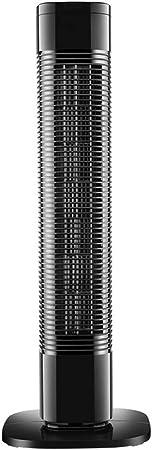 Opinión sobre FHDF Silencioso Ventilador De Torre con Mando a Distancia Portátil Oscilante Tower Fan3 Velocidades 3 Viento para El Hogar Y La Oficina Temporizadorr(55w Negro)