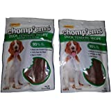Duck Tenders Homestyle for Dogs 95% Fat Free 2 Packs, 3.0 oz.each bag