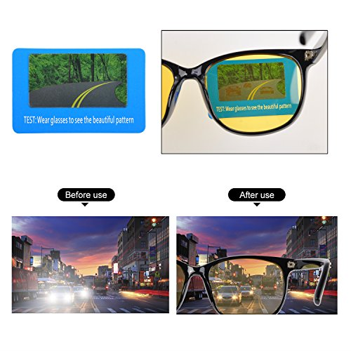 db1cb260fc Night Vision Driving Glasses Polarized Anti-glare Clear Sun Glasses Men    Women Fashion