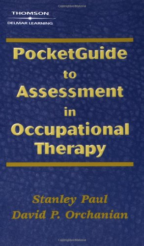 Pocketguide to Assessment in Occupational Therapy