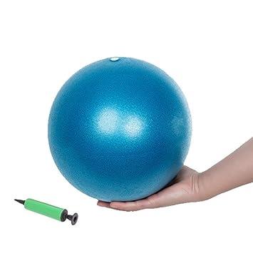 Pequeña bola de ejercicio, mini - Balón de ejercicio para pilates ...