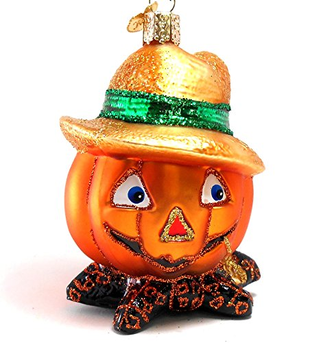 Jack O Lantern Halloween Ornament
