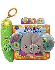 VTech Kid Baby Livre à Surprises, 80-189305