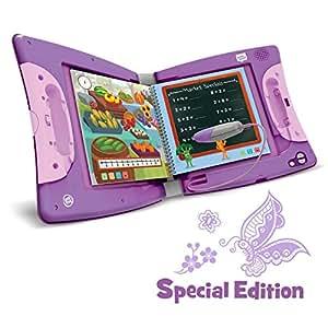 LeapFrog LeapStart Interactive Learning System for Kindergarten and 1st Grade, Purple