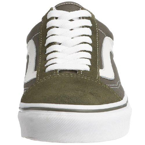 Basses Vans Vert Sneakers Vans Homme Sneakers Basses Homme qvw6X