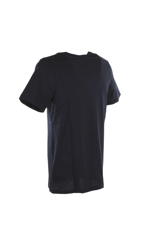 Jack /& Jones T-Shirt Uomo L Blu 12150349//jorzine Primavera Estate 2019