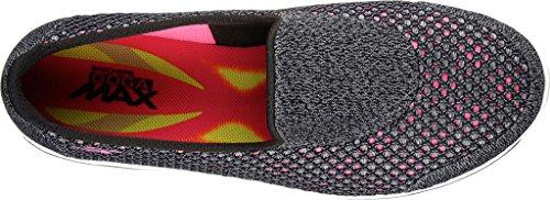 Mujer Zapatillas Walk Rosa Skechers Negro Kindle Go 4 fzPfUHZq