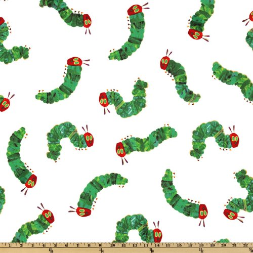 Fabric Hungry Caterpillar - Andover